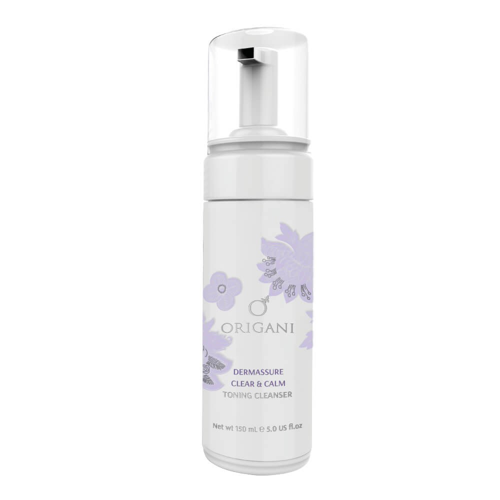 origani-dermassure-clear-and-calm-toning-cleanser-bottle