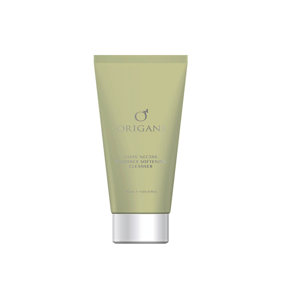 origani-gods-nectar-radiance-softening-cleanser-tube